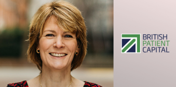 British Patient Capital appoints FirstCapital Chairman Hazel Moore as a Non-Executive Director