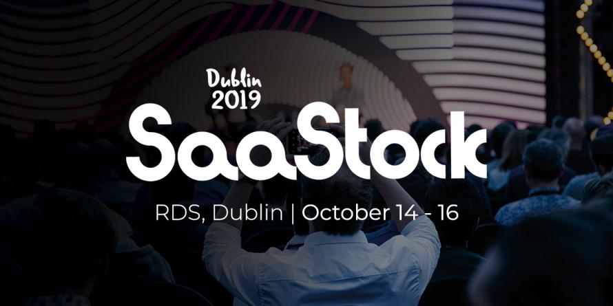 SaaStock19 event