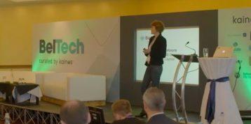 Hazel Moore | Beltech Keynote Speech